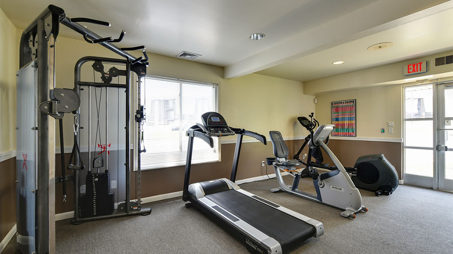 Spring Crossings Fitness Center