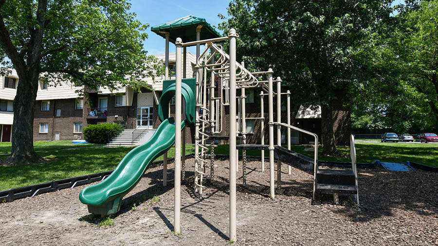 Spring Crossings Playground