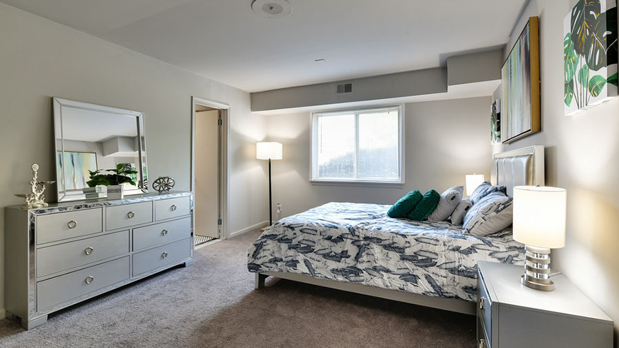 Spring Crossings Bedroom