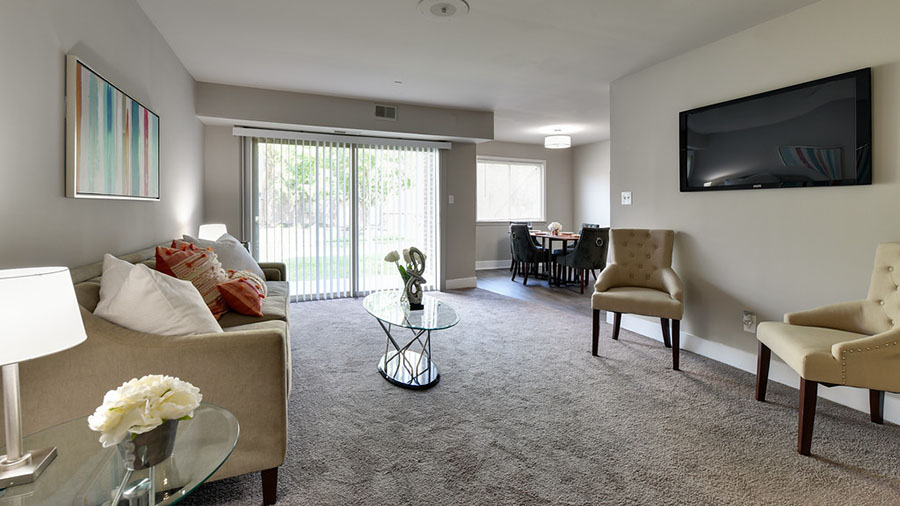 Spring Crossing Apartment Interior