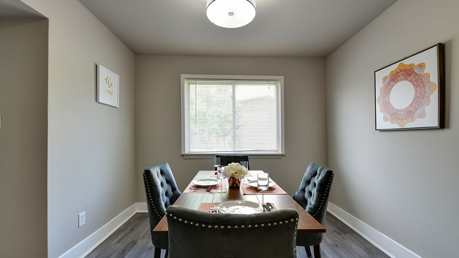 Spring Crossings Dining Room